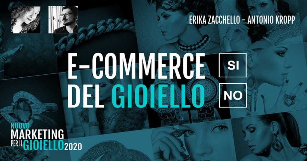 e-commerce del gioiello